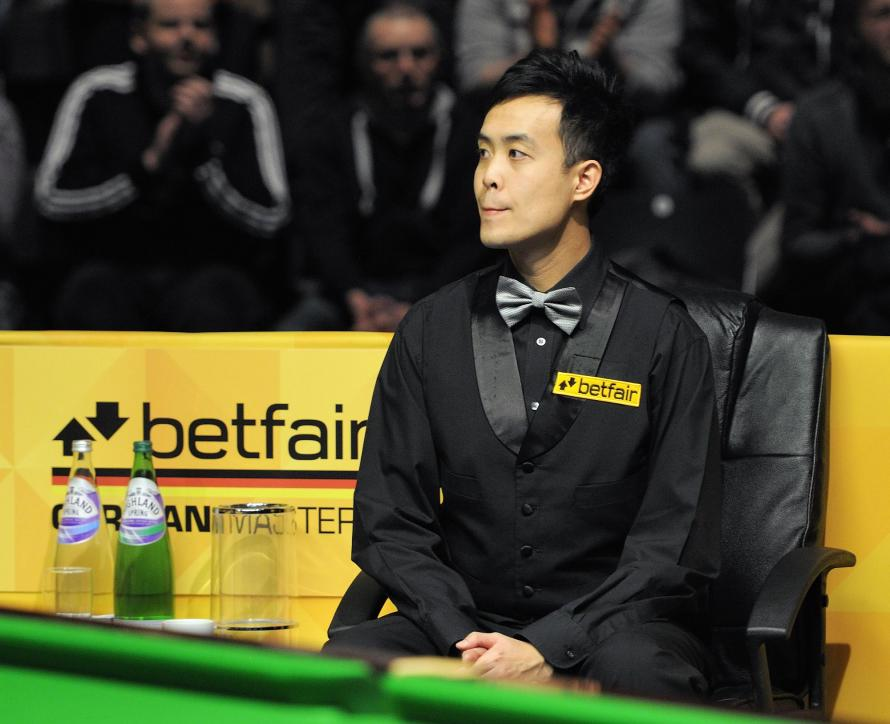 Marco Fu Puts Down His Cue Until Further Notice