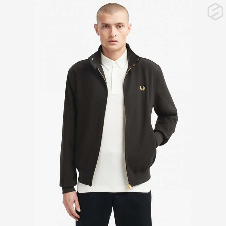 SM Insta Fred Perry Harrington Jacketjpg
