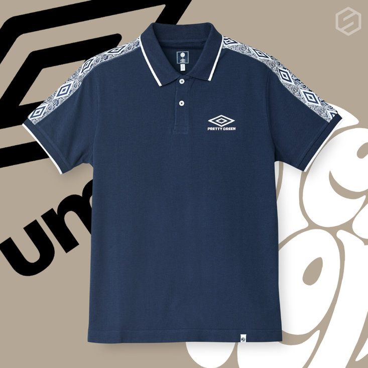 SM Insta Umbro Pretty Green Polojpg