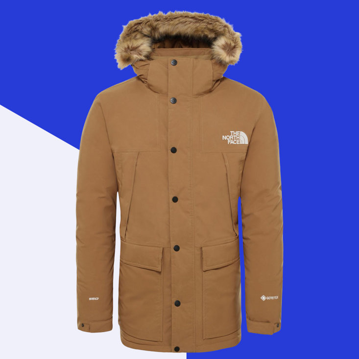 SM Style Technical Coats NF Murdojpg
