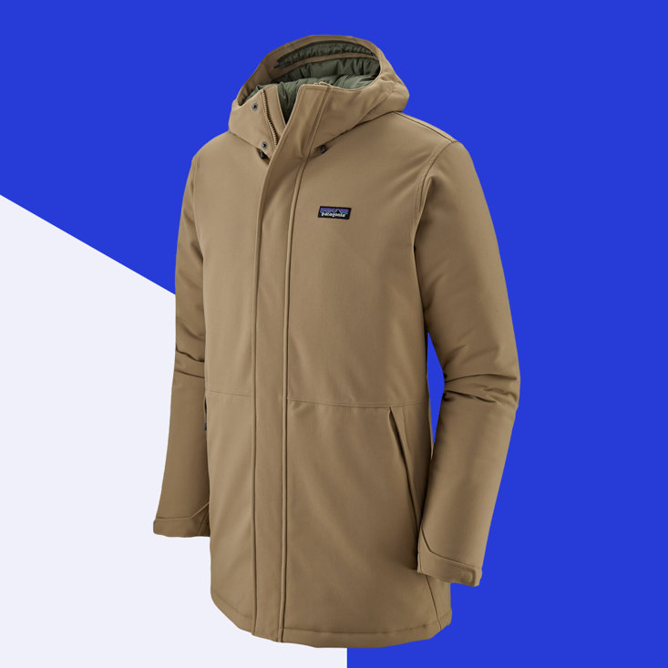 SM Style Technical Coats Pat Lone Mountainjpg