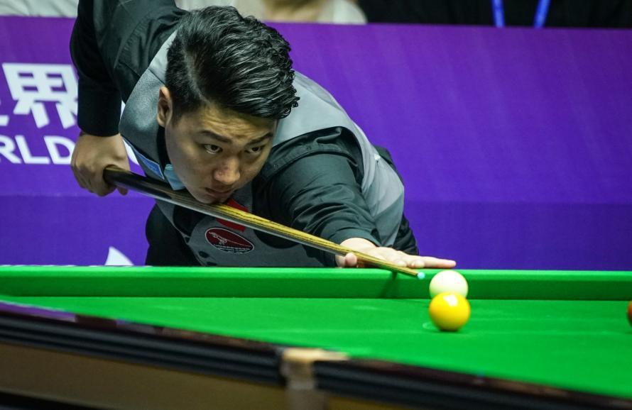 International Open: Ronnie O'Sullivan thrashed by Yan Bingtao in China
