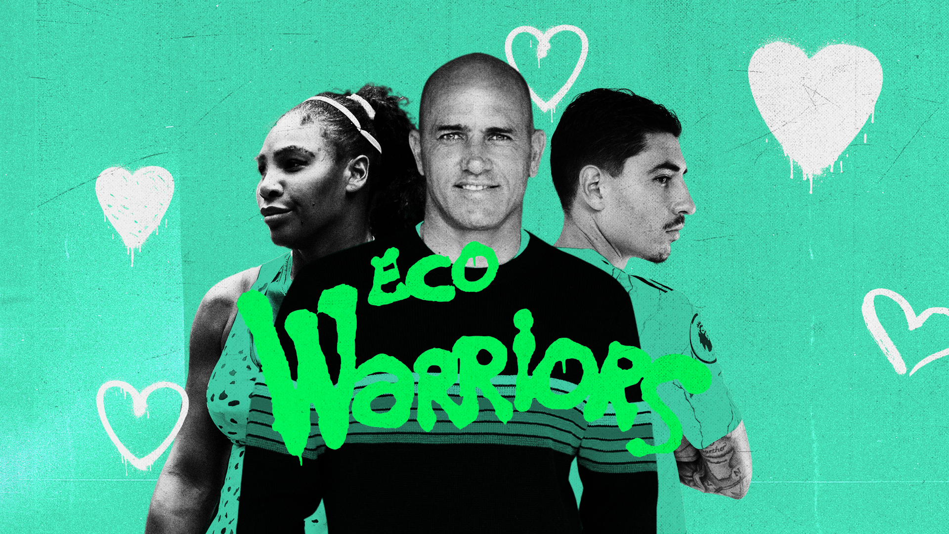 From Kelly Slater To Serena Williams, The Athletes Stepping Up For Team Planet thumbnail