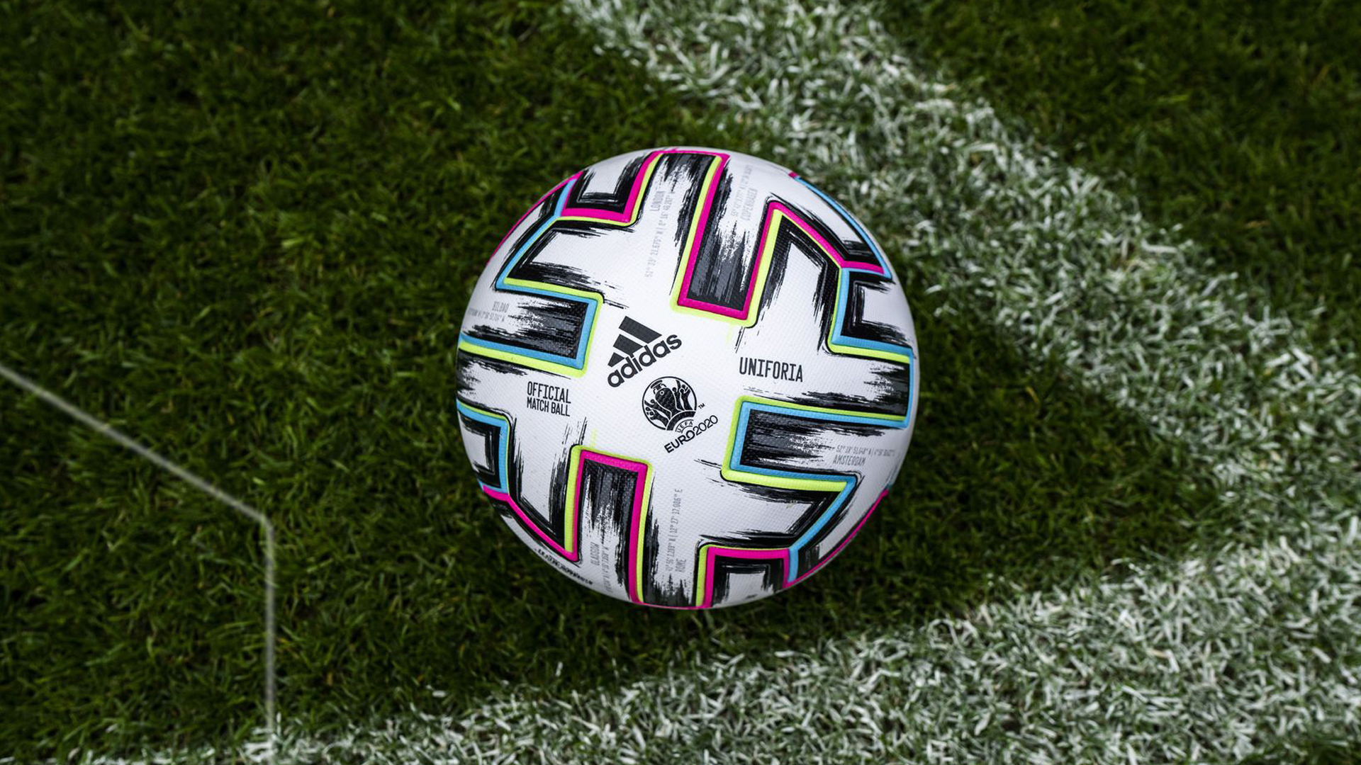 Calendrier De Match Euro 2020.Adidas And Uefa Unveil New Euro 2020 Football Which Will