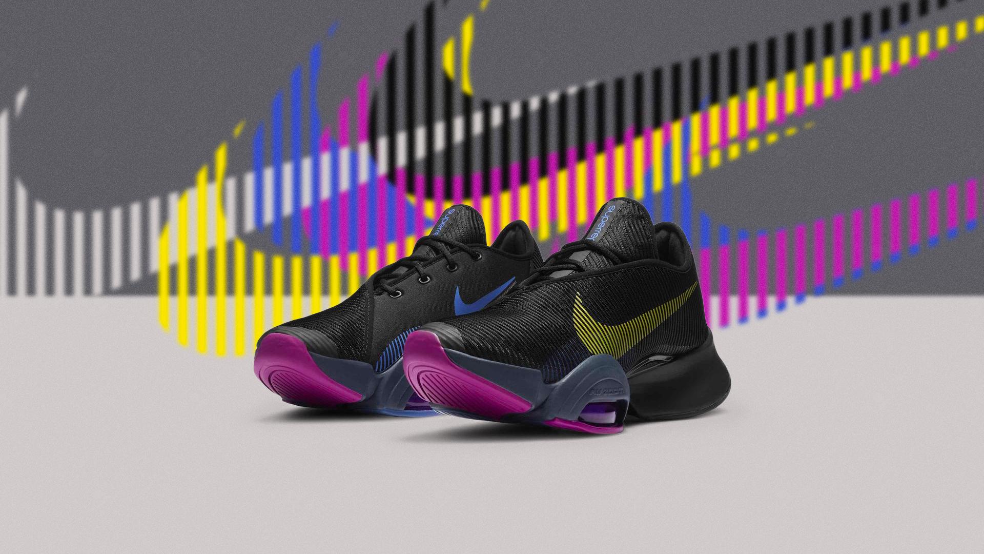 Nike's HIIT-Ready Air Zoom SuperRep 2 Is The Ultimate Burpee ...