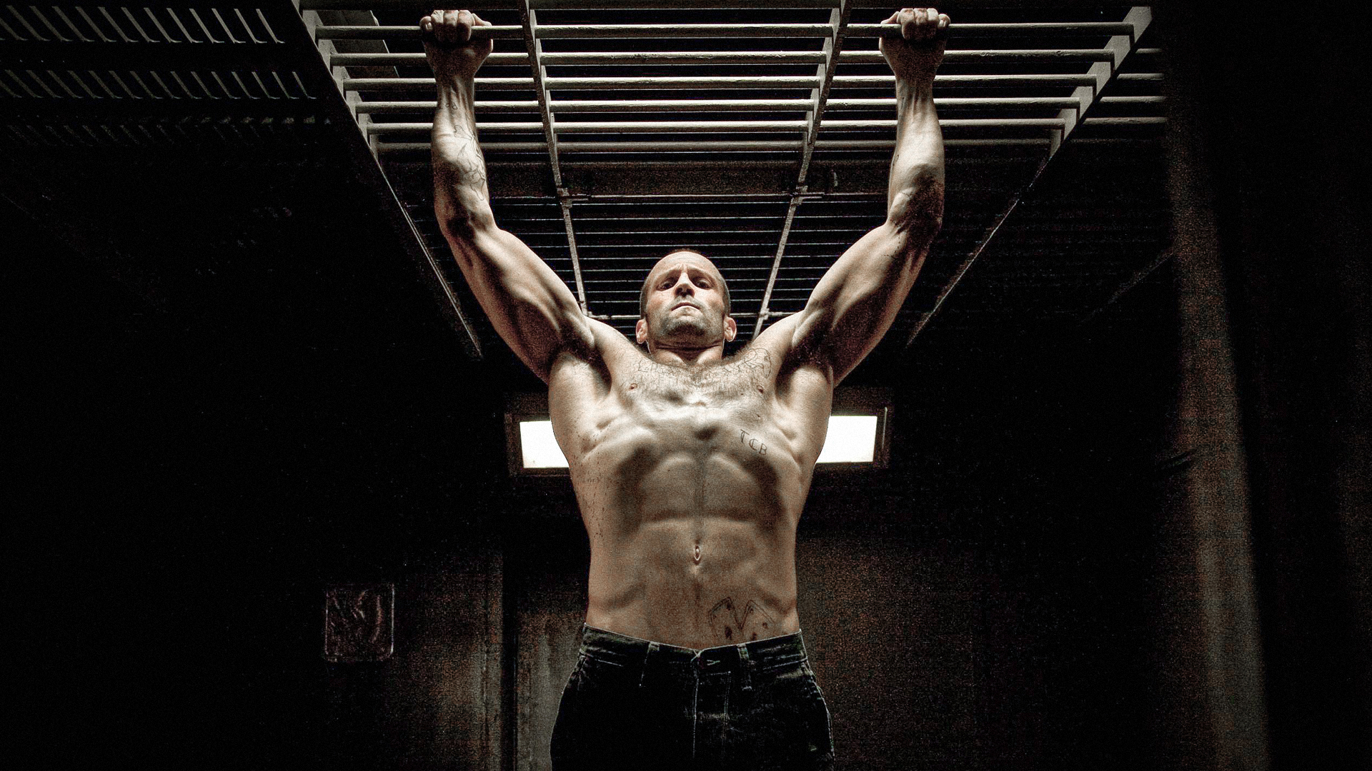 The Six-Day Plan That Can Turn You Into A Hollywood Hardman Like Jason Statham