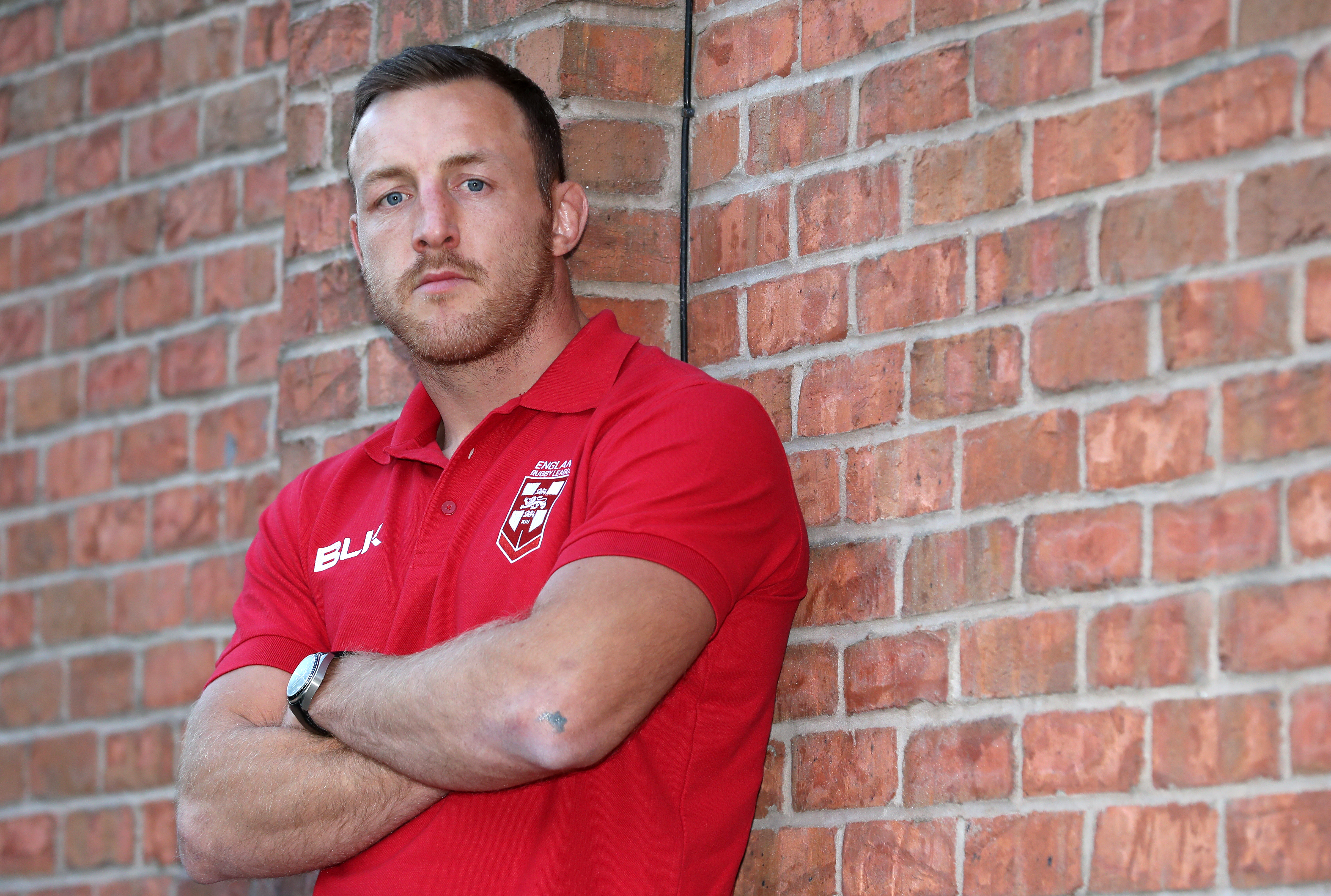 Andy Mannah st helens hooker james roby is enjoying being part of the