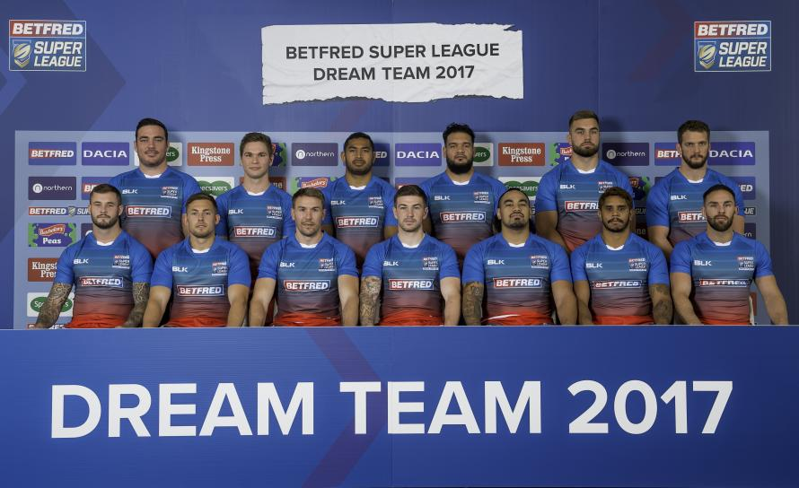 Castleford dominate Super League Dream Team