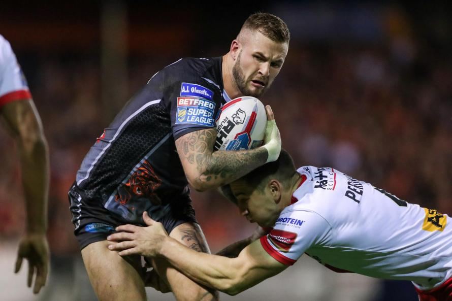 England star Zak Hardaker banned for 14 months