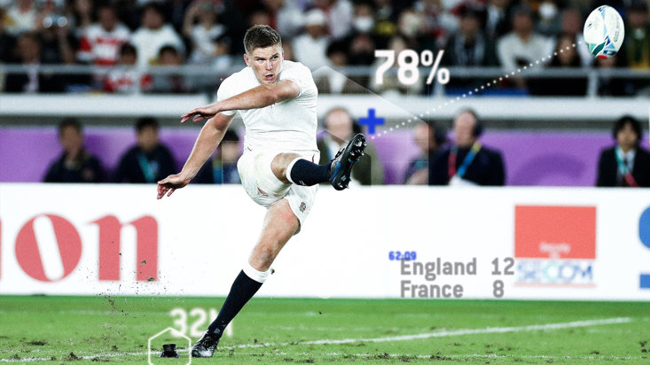 Eddie Jones loves to have lots of kicking options in his England team