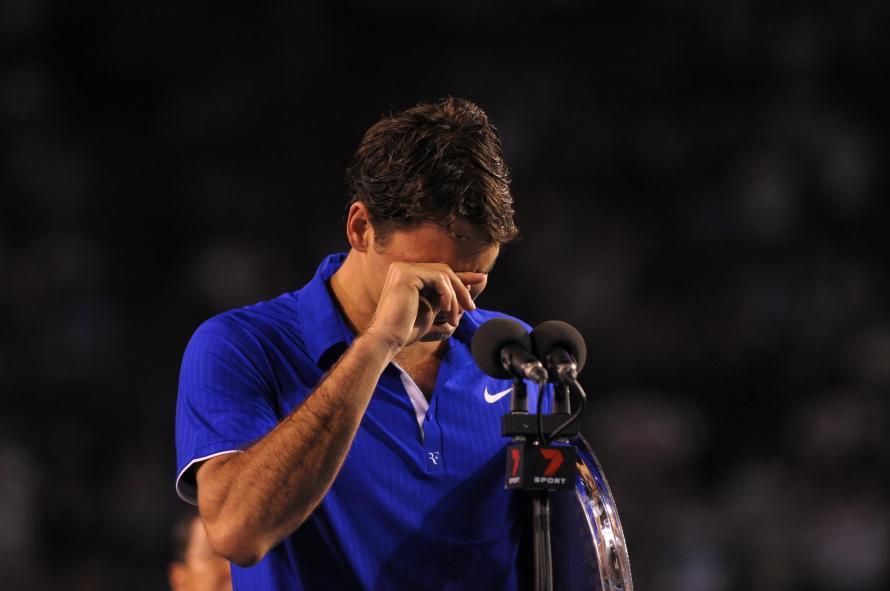 Federer Reaches 30th Slam Final