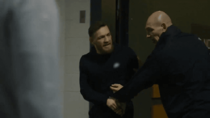 Twitter reacts to Conor McGregor's return against Khabib Nurmagomedov
