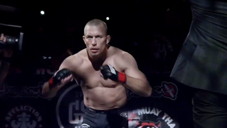 Was GSP The Greatest Welterweight Champion In UFC History?
